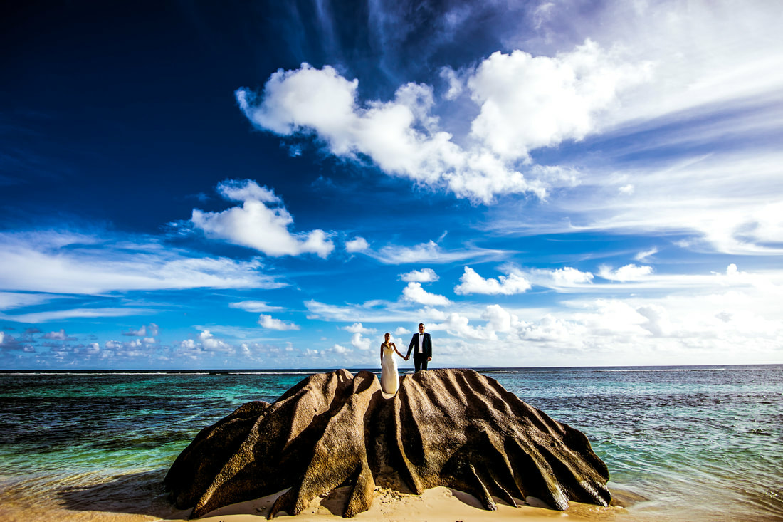 Seychelles Wedding Photography Cerf Island