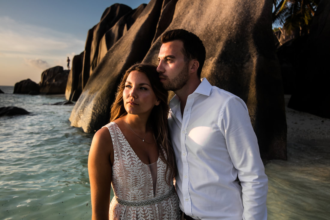Seychelles Wedding Photography La Digue